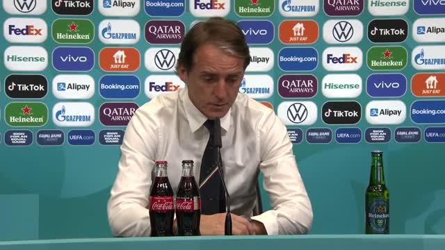 "Mancini, ode a Pessina: ""Nessuna scoperta. Può migliorare ancora"""