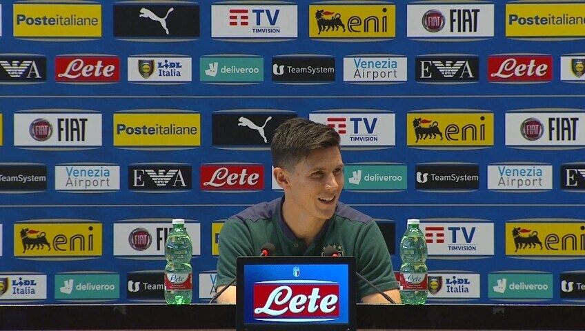 """Pessina: """"Il Belgio è una squadra fortissima"""""""