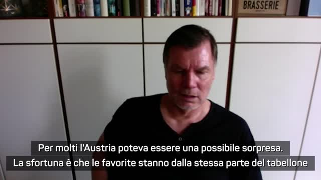 "Helmer: ""Italia impressionante"""