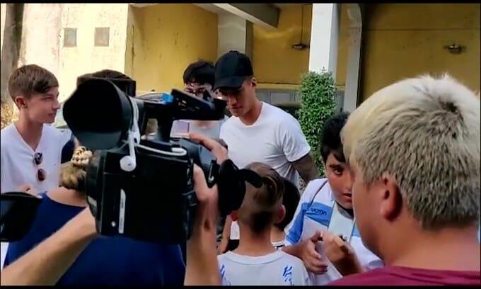 La Lazio aspetta il PSG per la cessione di Correa