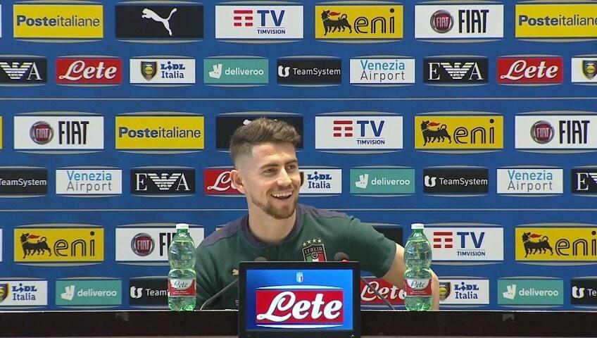 "Jorginho: ""De Bruyne ha un'intelligenza al di sopra del normale"""