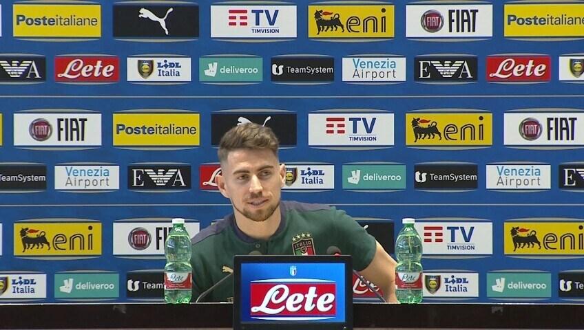 """Jorginho: """"Speriamo che l'Italia sia una sorpresa"""""""