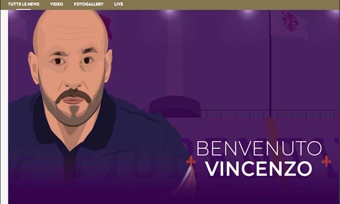 Ufficiale, Fiorentina: Vincenzo Italiano è il nuovo tecnico