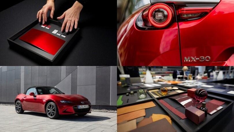 Rosso Mazda: armonia perfetta e tante emozioni