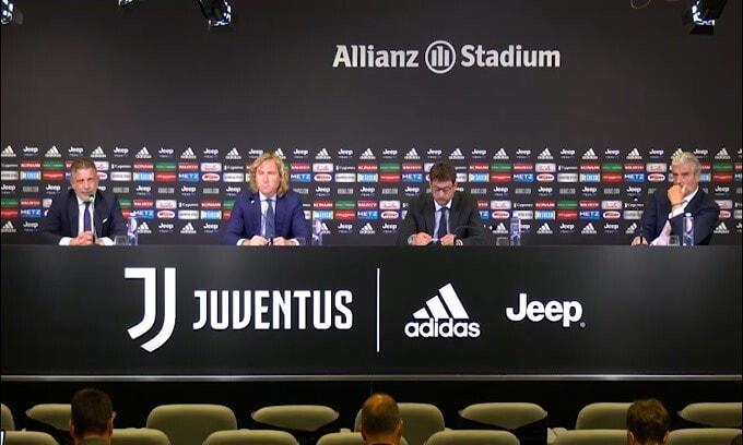 """Cherubini: """"Ronaldo resta"""""""
