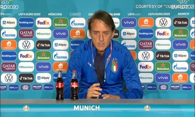 """Mancini: """"Ho pochi dubbi di formazione"""""""