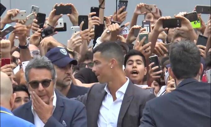 Cristiano Ronaldo è il più pagato su Instagram