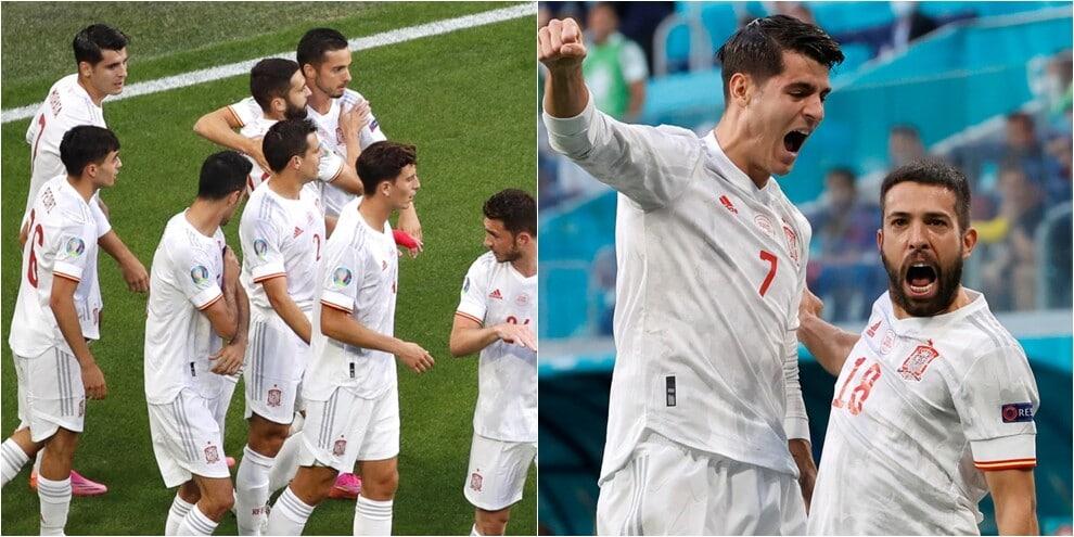 Europei, la Spagna vola in semifinale: battuta la Svizzera ai rigori