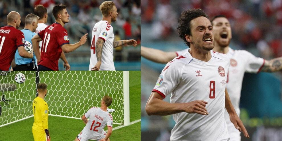 Schick non basta alla Repubblica Ceca. Danimarca in semifinale