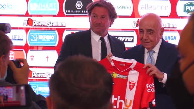 """Monza, Galliani: """"Sono il cardinale di Stroppa"""""""