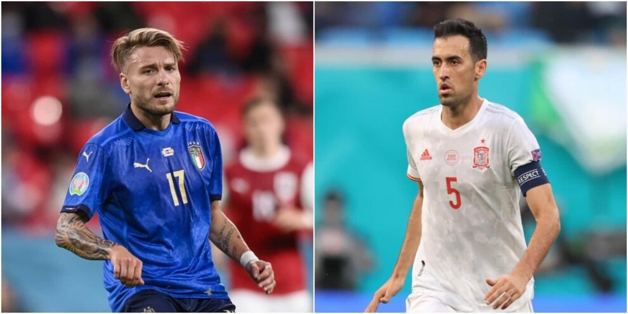 Europei, diretta Italia-Spagna: come vederla in tv e formazioni ...