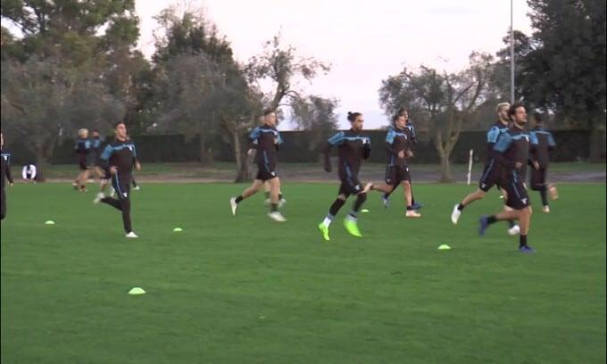 Lazio, prima grana per Sarri: dov'è Luis Alberto?