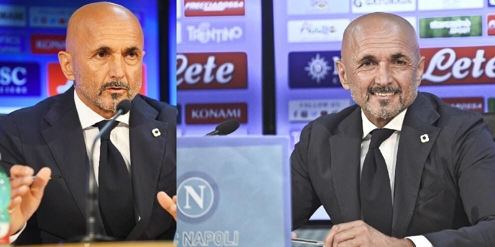 Napoli, inizia l'era Spalletti: che carica in conferenza stampa