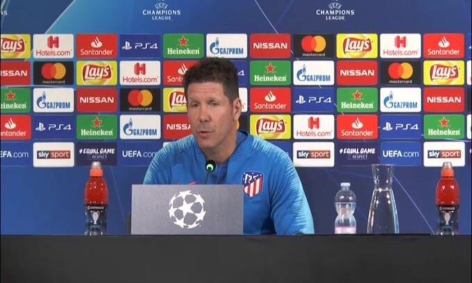 Simeone rinnova con l'Atletico Madrid fino al 2024