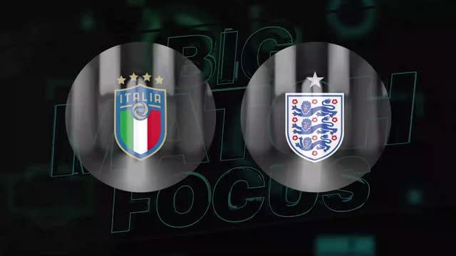 Euro 2020, l'anteprima di Italia-Inghilterra