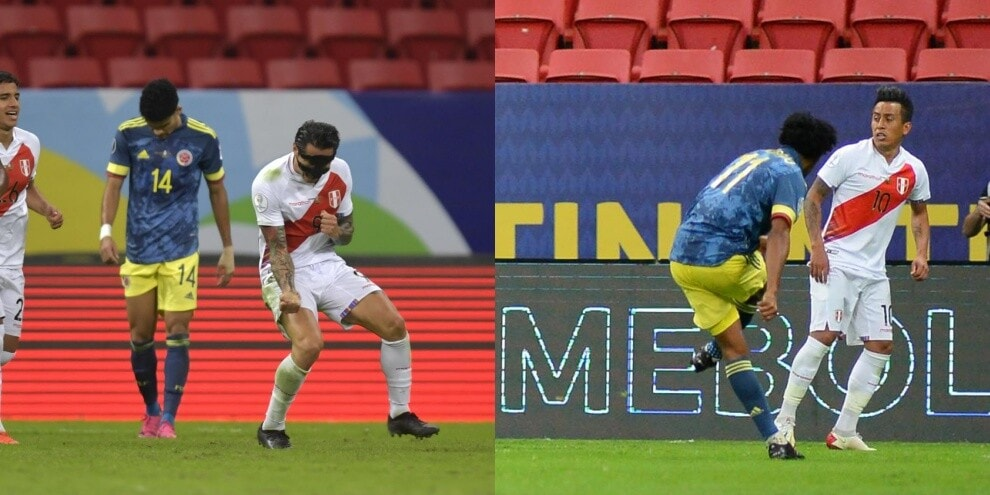 Coppa America, gol in maschera per Lapadula! Gioiello Cuadrado