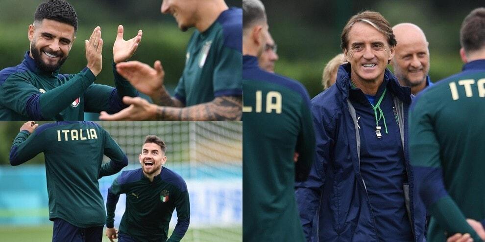 Italia, da Jorginho a Insigne: la missione divertimento di Mancini