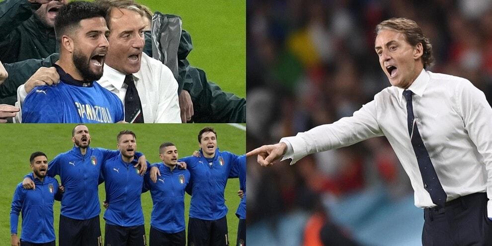 Italia-Inghilterra, la probabile formazione di Mancini