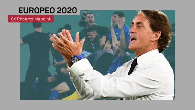 Italia campione d'Europa, il vero artefice è Mancini
