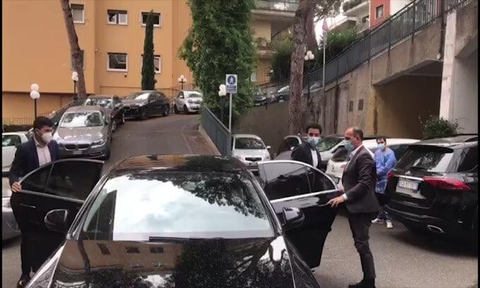 La Lazio riabbraccia Felipe Anderson