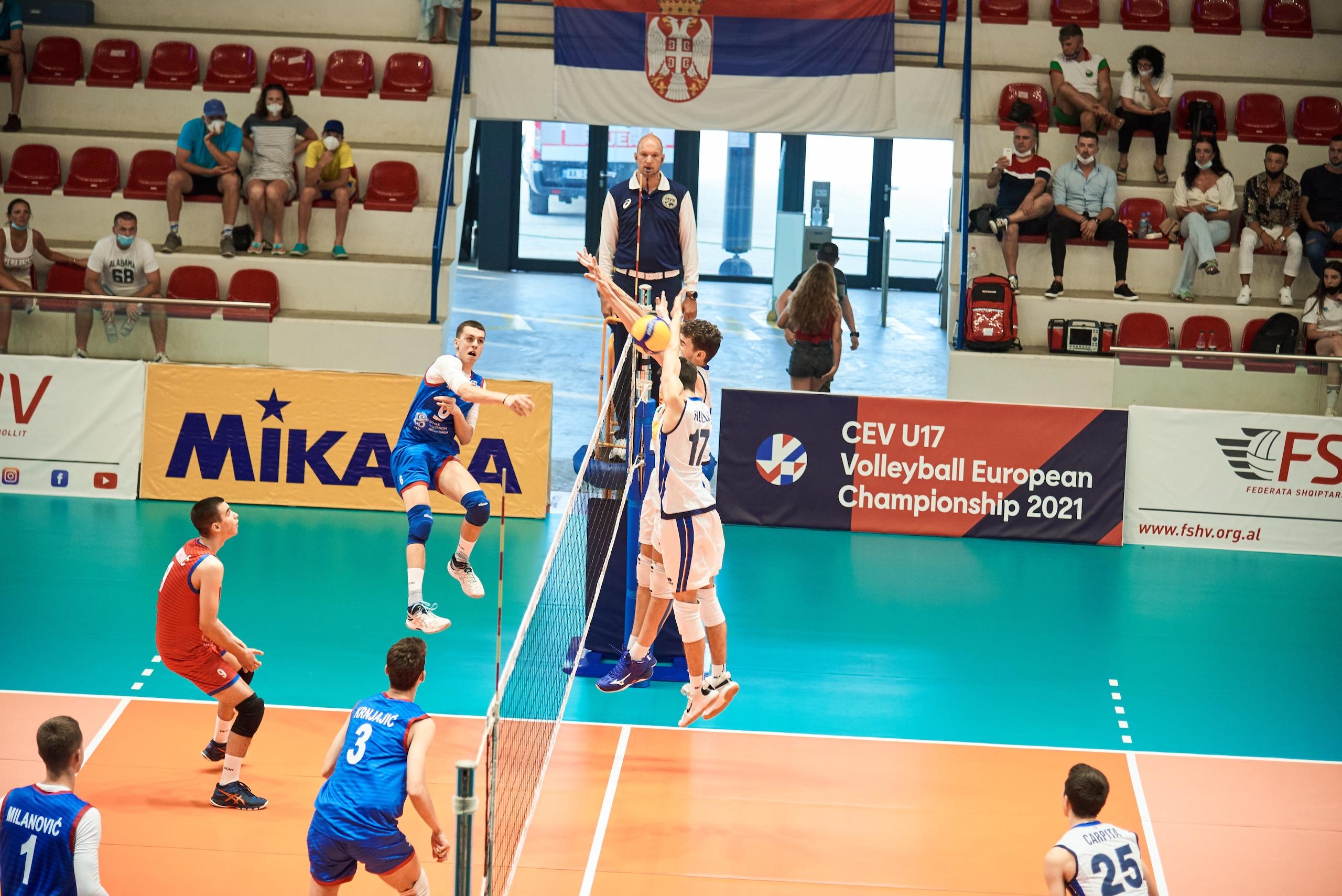 010658084 c9c94a87 ff23 4f12 b414 cc7d2ca740c0 - Europei U.17: l'Italia batte la Serbia e vola in semifinale
