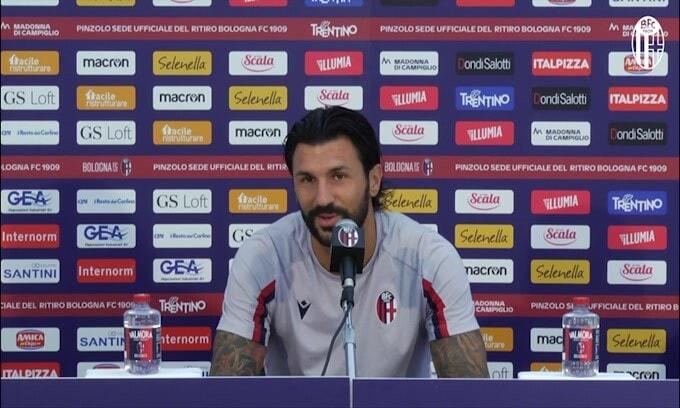 """Soriano: """"Felice di essere il capitano del Bologna"""""""