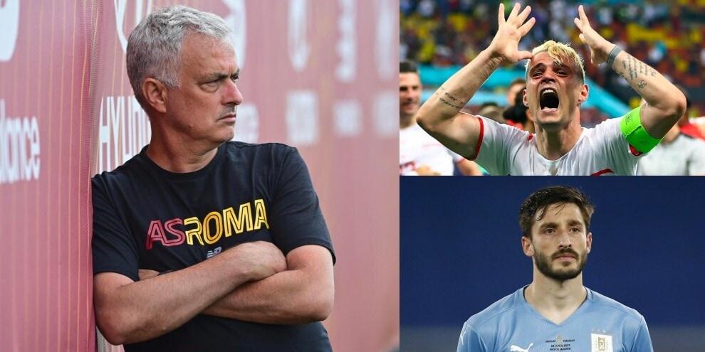 La Roma di Mourinho è già pronta: così in campo