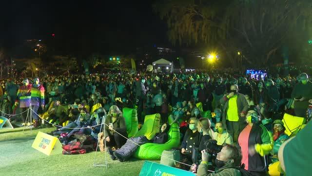 Giochi 2032 a Brisbane, l'esultanza dopo l'annuncio
