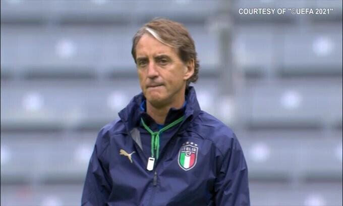 Roberto Mancini riceve la Laurea ad honorem