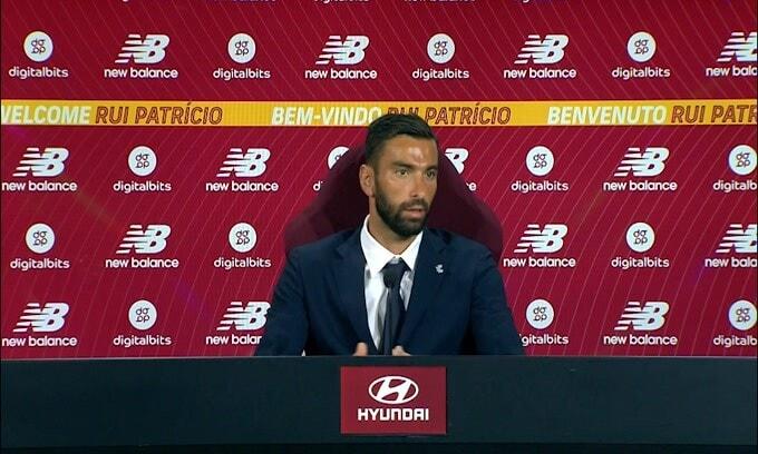 """Rui Patricio: """"Contento di trovare Mourinho"""""""
