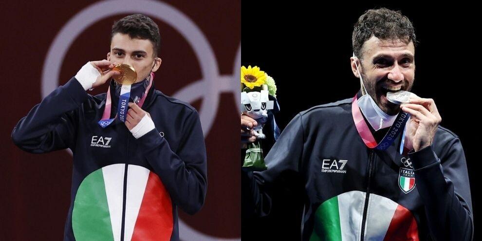 Oro e argento, l'Italia apre alla grande le Olimpiadi