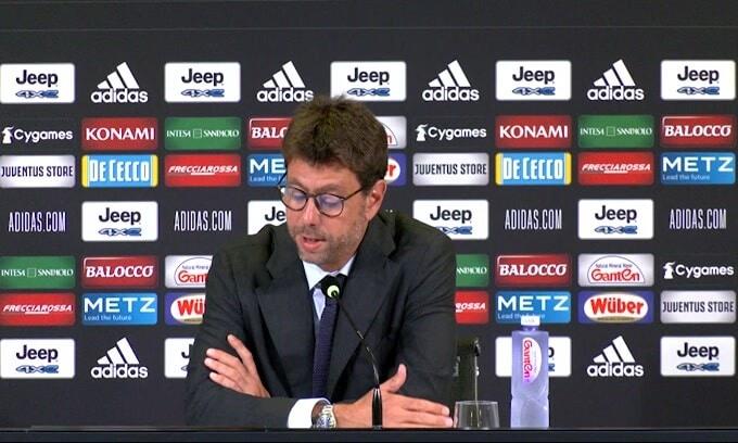 """Agnelli: """"Dietro ogni trofeo c'è grande sacrificio"""""""