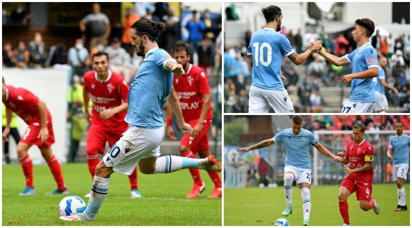 La Lazio fermata dal Padova: Luis Alberto firma il pari su rigore