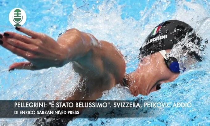 """Pellegrini: """"È stato bellissimo"""". Svizzera, Petkovic lascia"""
