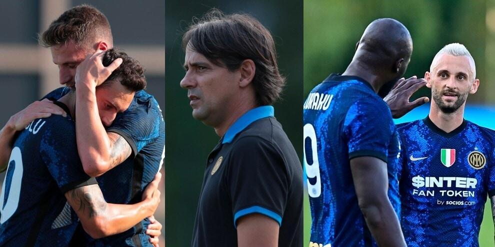Calhanoglu brilla, Inzaghi gongola: l'Inter ne fa 6 al Crotone