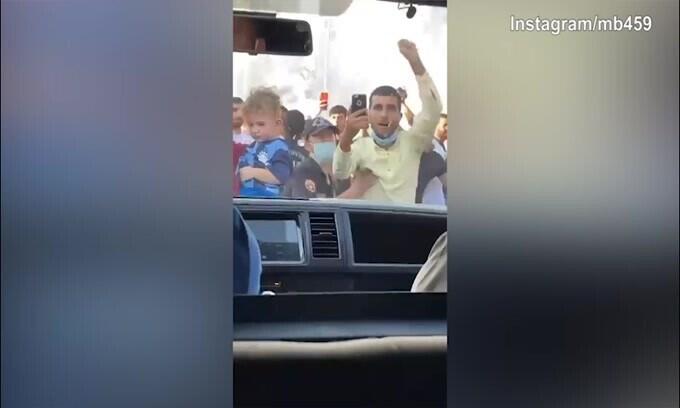 Balo in Turchia, che accoglienza dei tifosi!