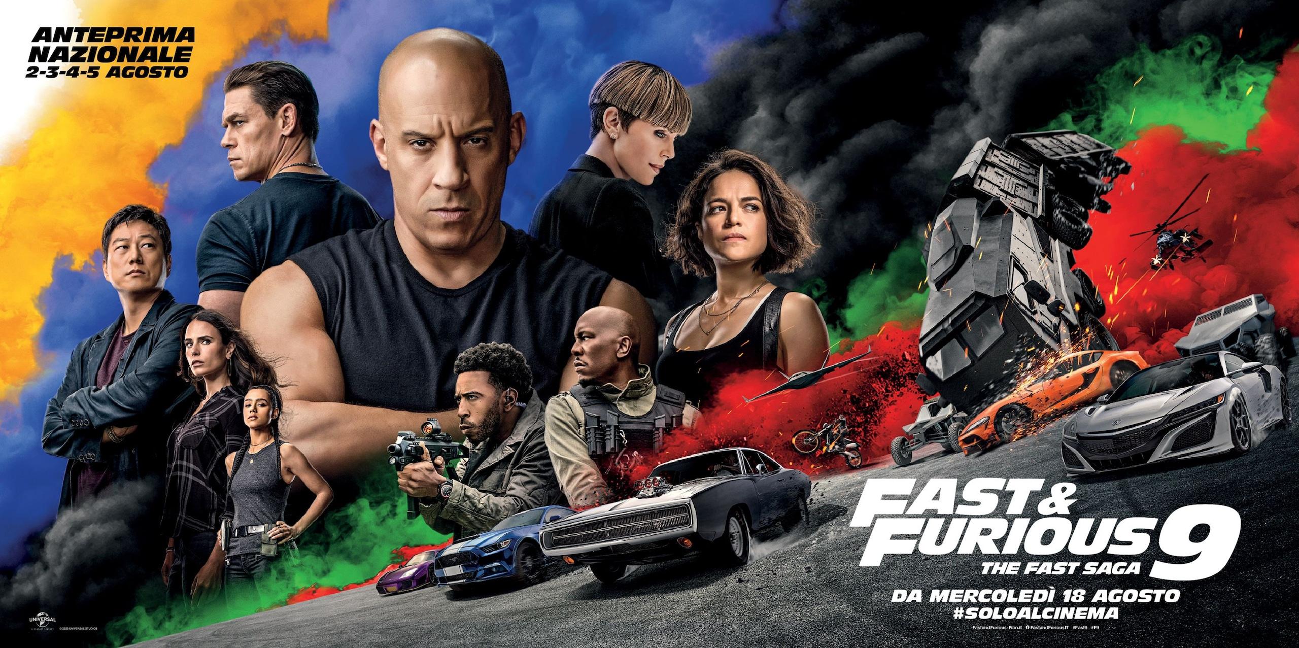 213346348 ee03f710 cdea 4d63 88fa 4378b4811403 - Fast & Furious 9 - The Fast Saga, la recensione