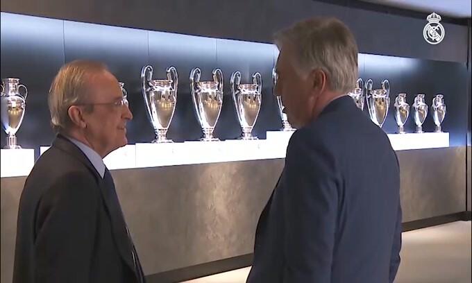 Il Real Madrid valuta causa contro la Liga e CVC
