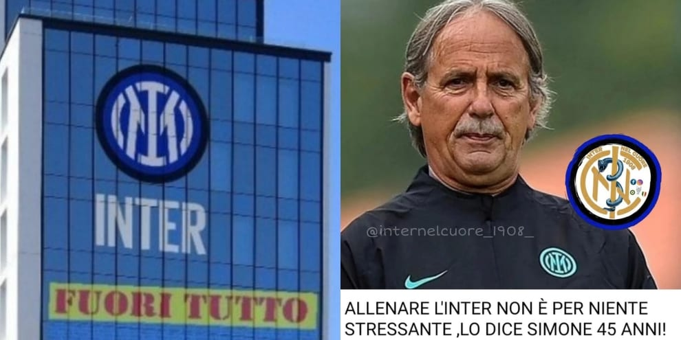 """L'addio di Lukaku scatena i social: Inter da """"fuori tutto"""" e Inzaghi invecchiato..."""