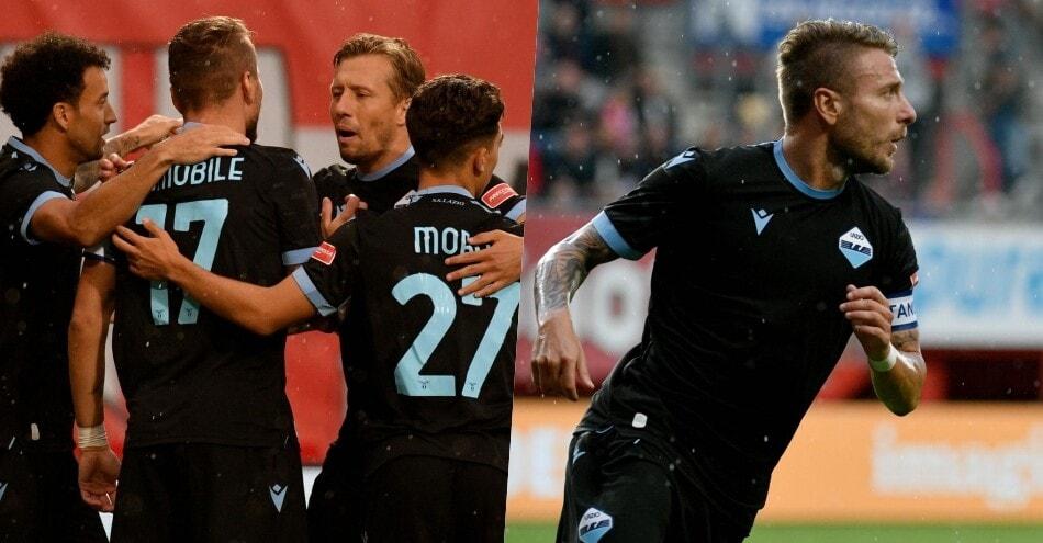 Lazio, Immobile stende il Twente: finisce 1-0