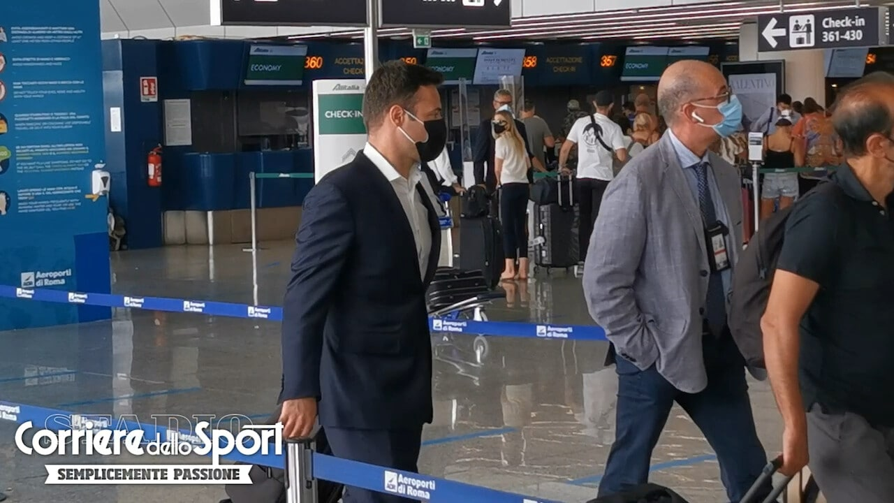 Roma, Tiago Pinto in partenza per Londra: incontro con l'agente di Abraham