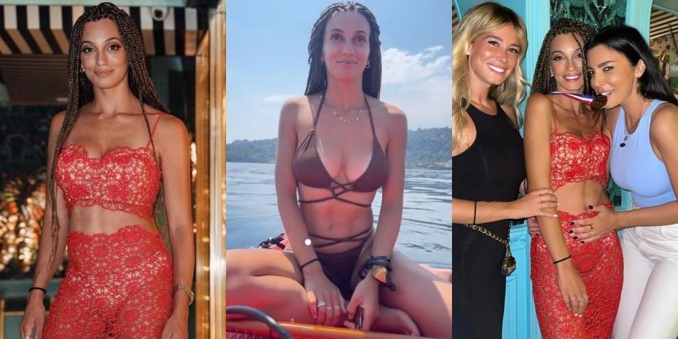 Rossella Fiamingo bella e vincente: party e vacanze dopo le Olimpiadi!