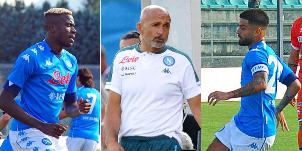 Il Napoli vince ancora: show in amichevole con il Pescara