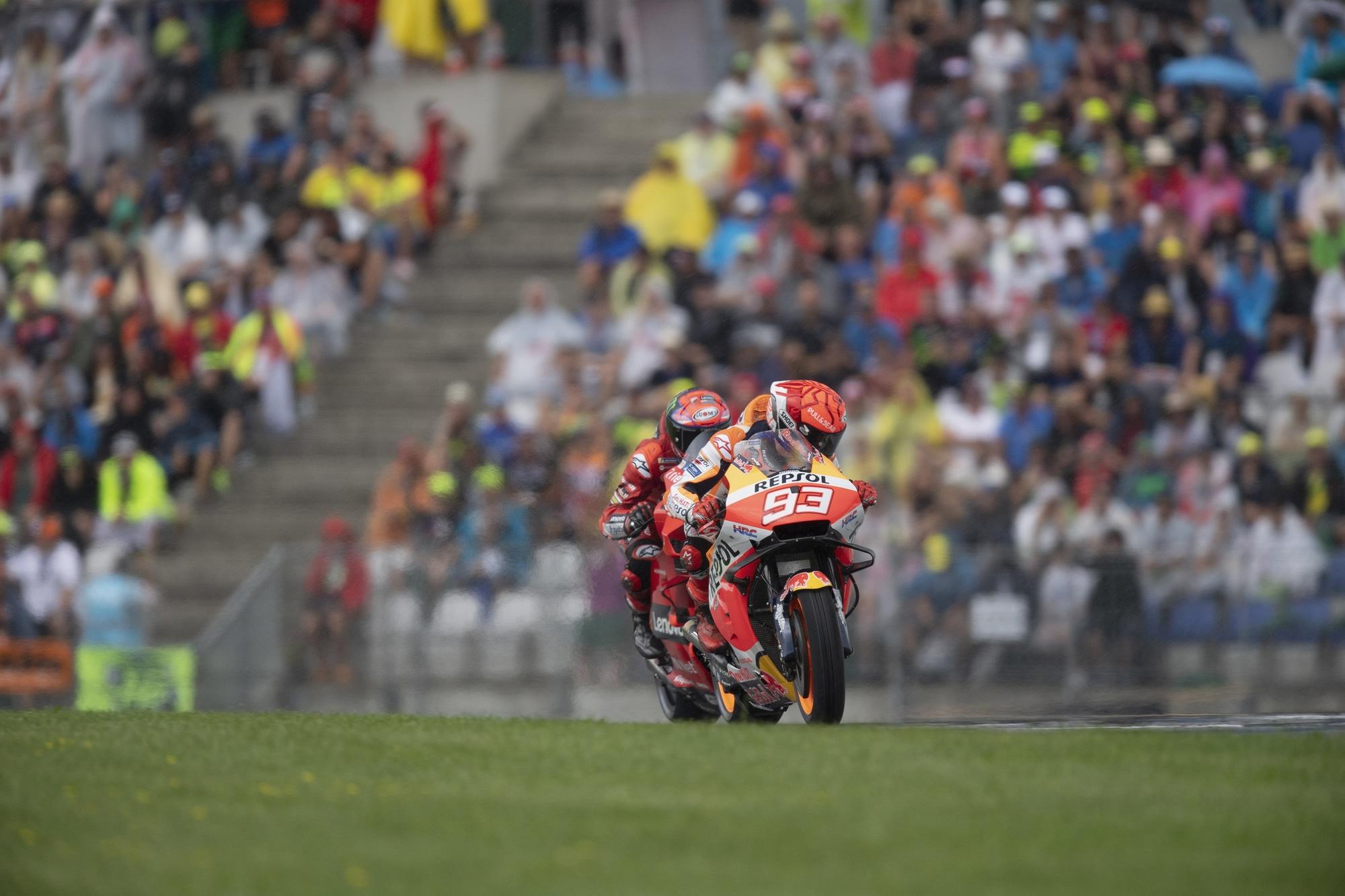 """223557156 21844466 e8f8 46ba 8656 74f134dfe5f1 - MotoGp, Marquez: """"La mia miglior gara dell'anno"""""""