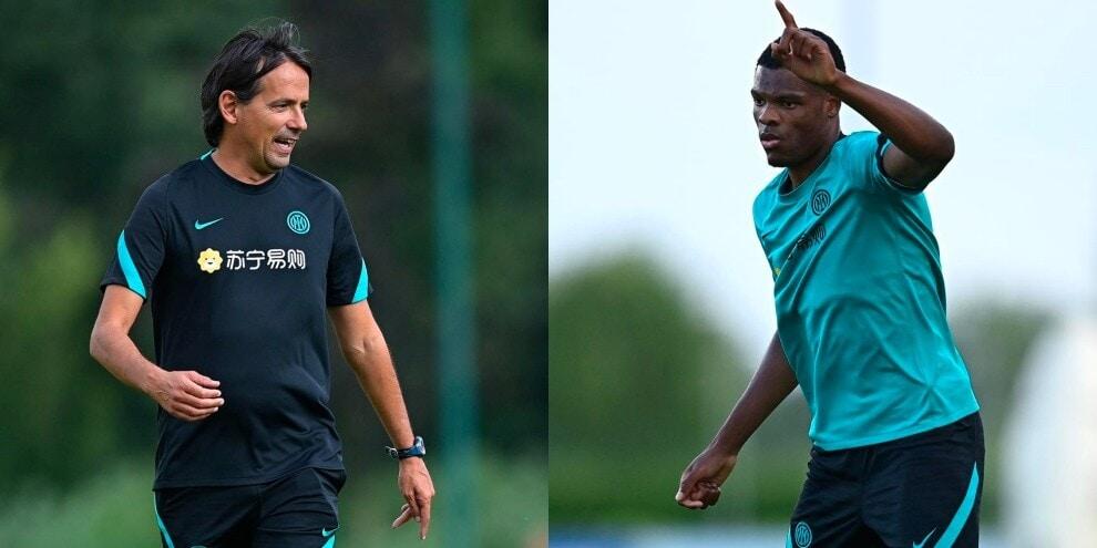 Inzaghi, occhi su Dumfries: è la nuova freccia dell'Inter