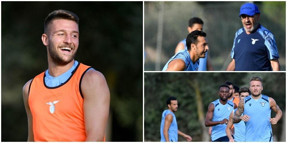 La Lazio fa rotta su Empoli con Pedro, che ritrova il 'maestro' Sarri