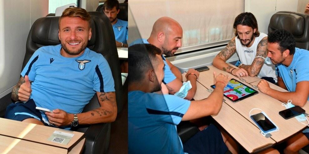 Da Pedro a Reina, la Lazio gioca sul treno per Empoli