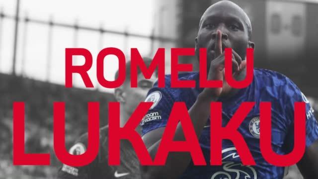 Stats Performance della settimana - Romelu Lukaku