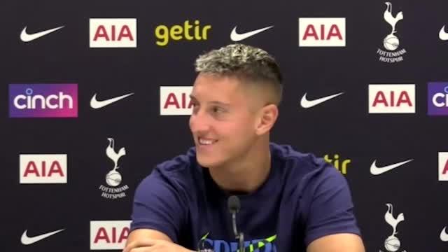 "Kane resta al Tottenham, Gollini: ""Bellissima notizia"""