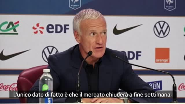 """Mbappé al Real? Deschamps: """"Posso solo consigliare..."""""""